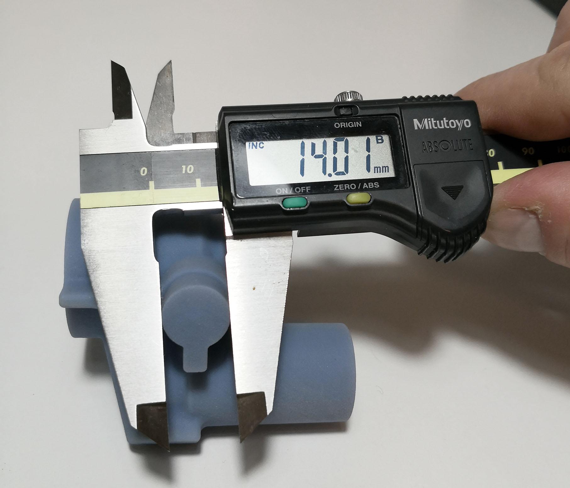 Stampa 3D ad alta risoluzione 16 μm